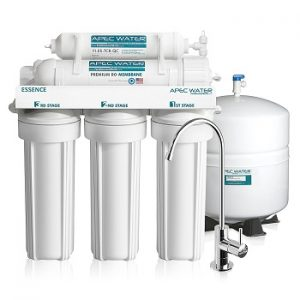 APEC Ultra Safe Reverse Osmosis Drinking Water Filter