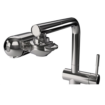 Invigorated Water Faucet Filter