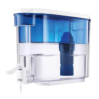 PUR 18 Cup Water Filtration Pitcher & Dispenser