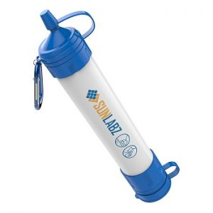 SunLabz Water Filter Straw