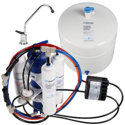 Home Master TMAFC-ERP Undersink Reverse Osmosis System