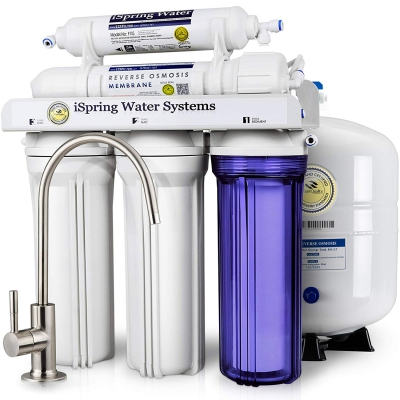 iSpring RCC7 Under-Sink Reverse Osmosis System